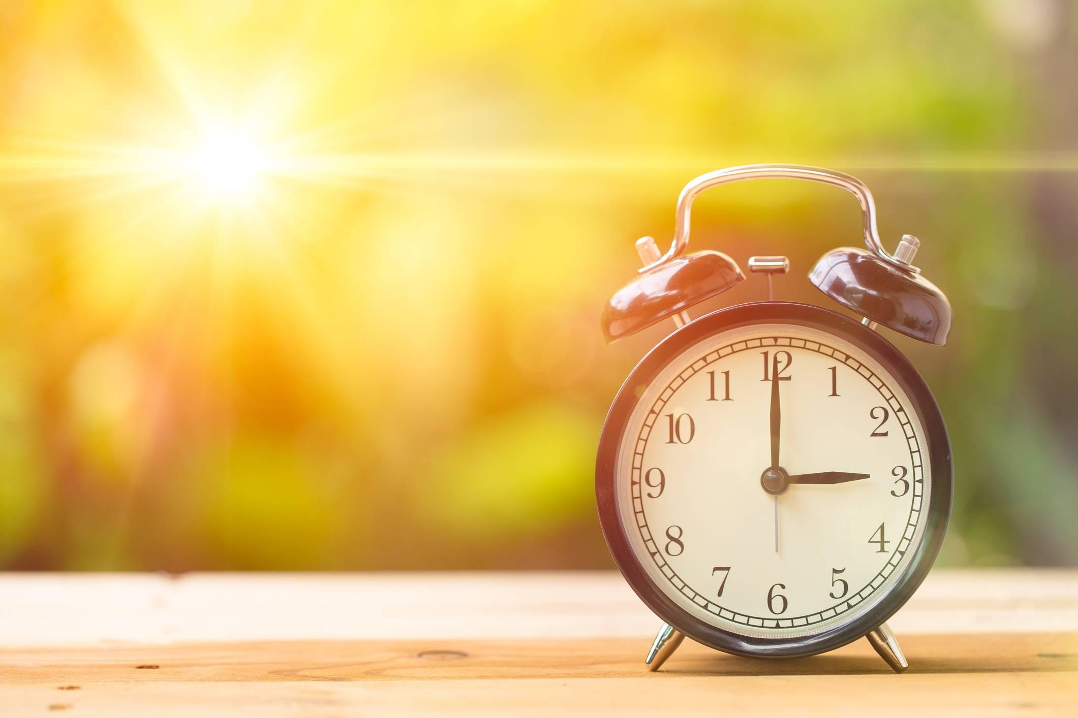 Horário de verão e a produção de energia solar