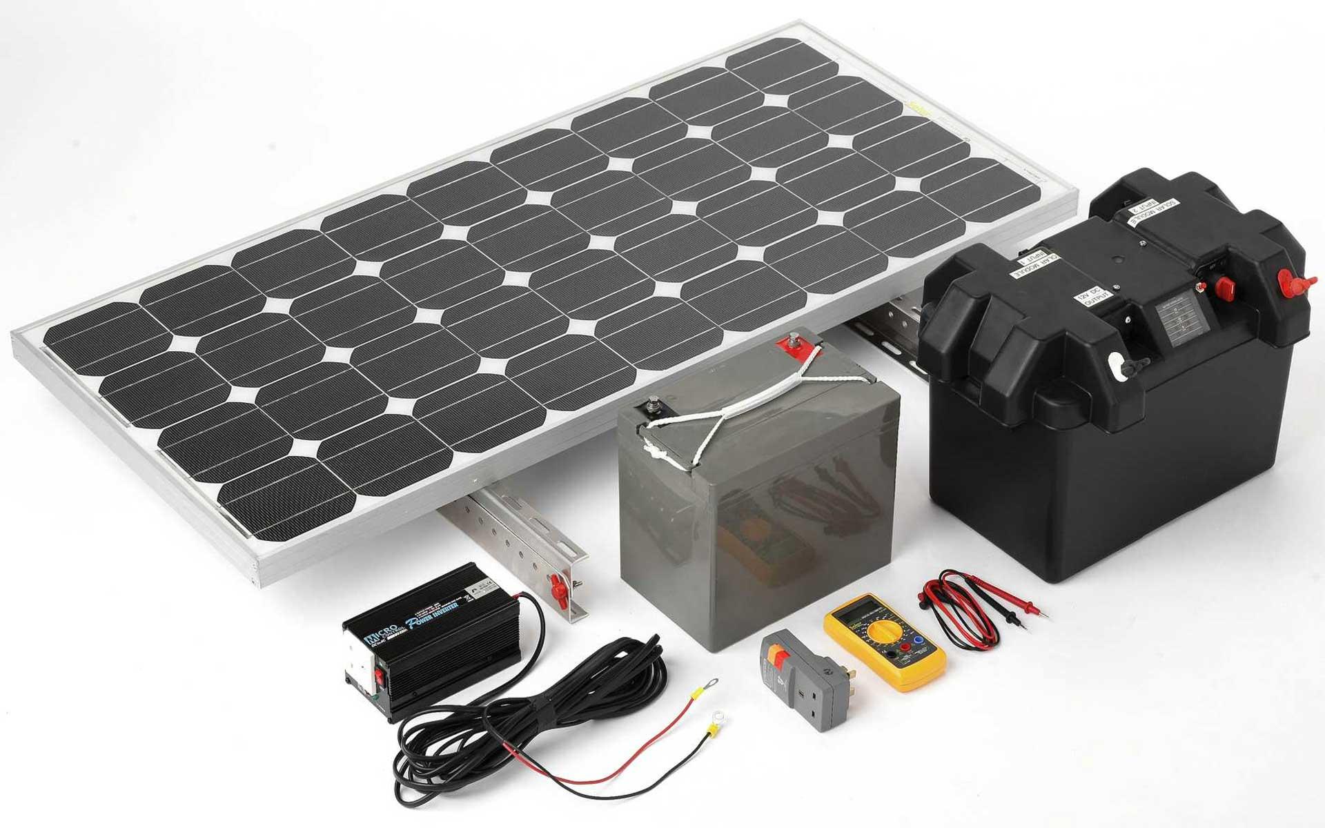 Tudo sobre o que compõe o Kit de Energia Solar