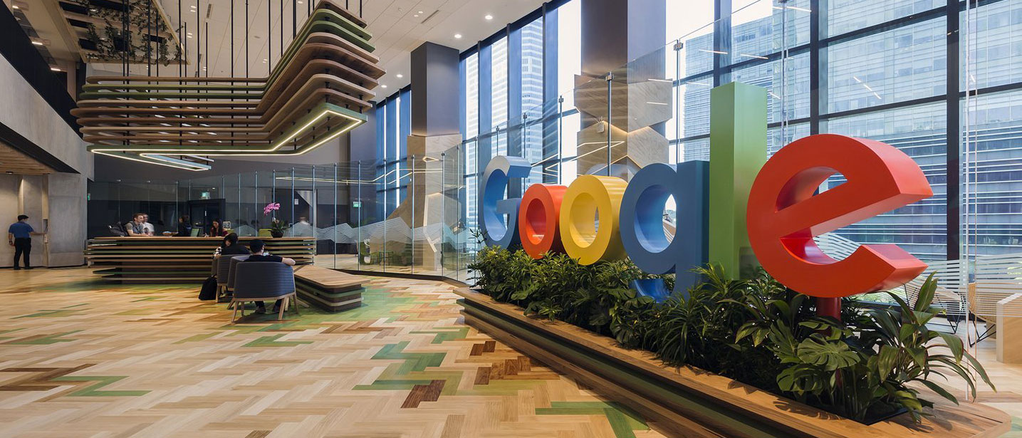 Google utiliza energia renovável