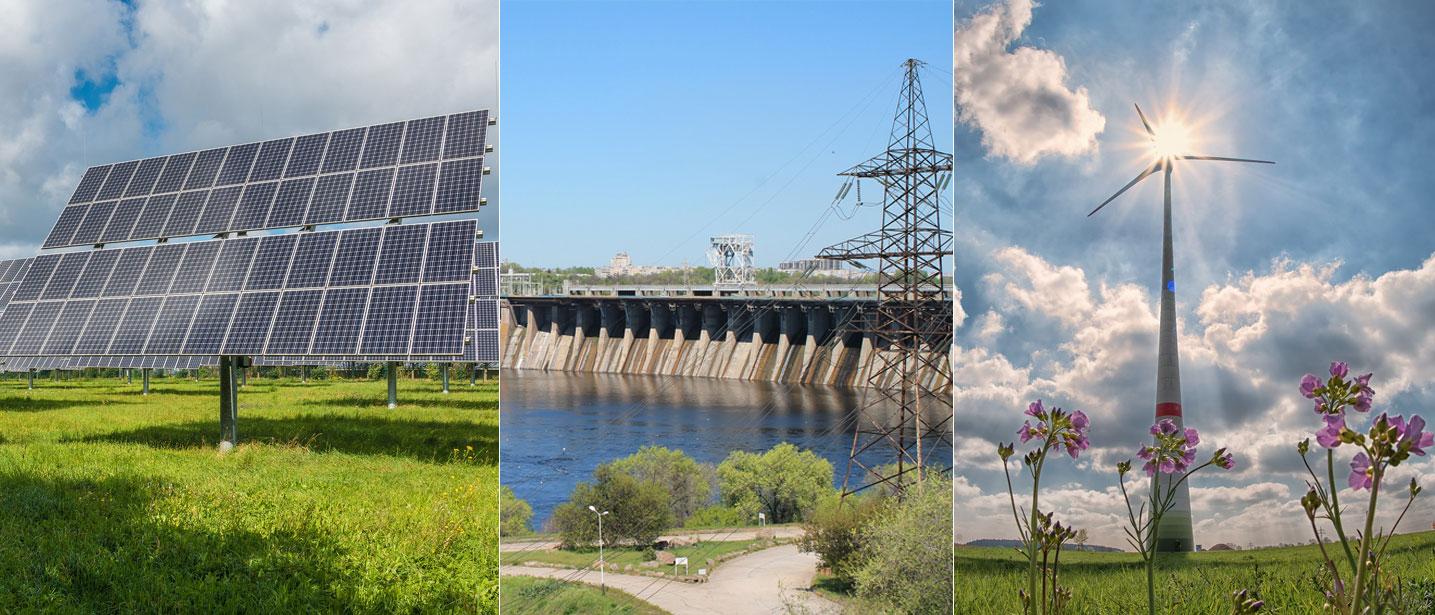 Qual é a diferença entre energia alternativa e energia renovável?
