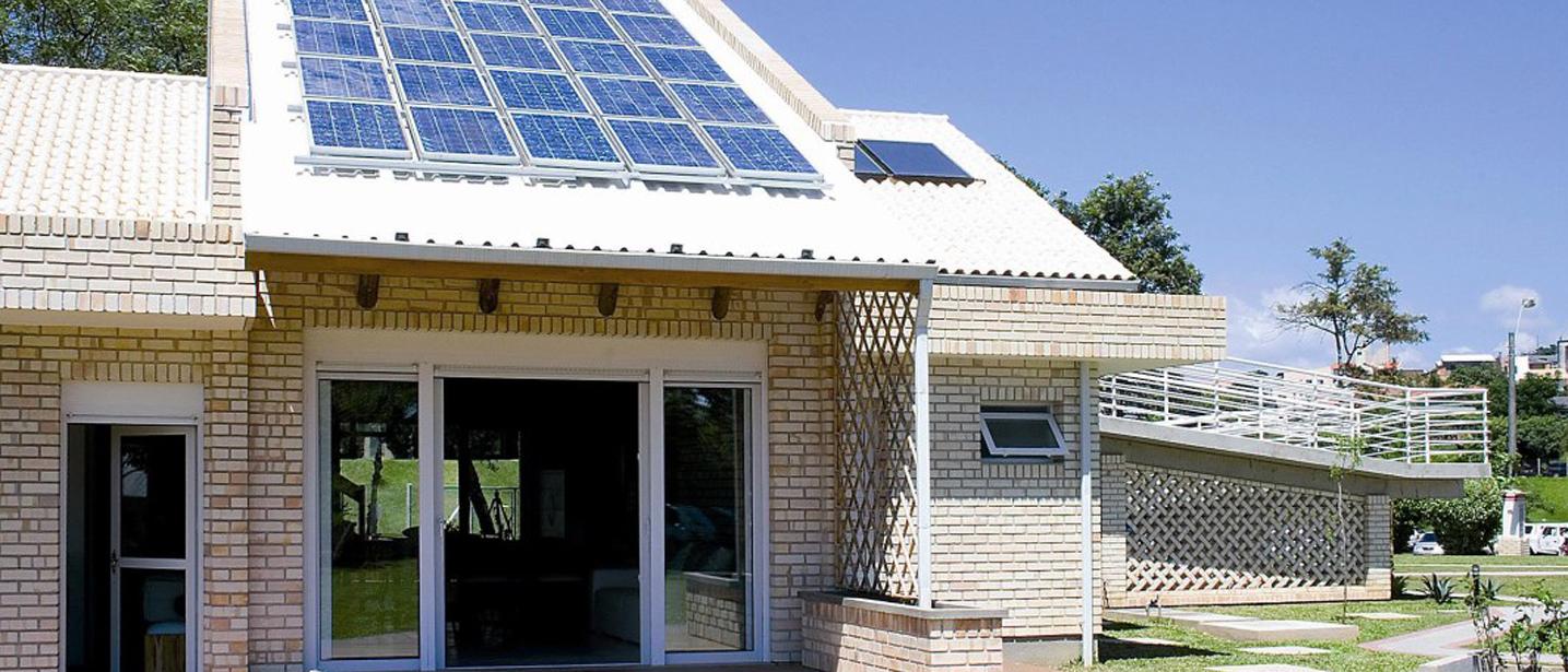 Como preparar minha casa para gerar energia solar