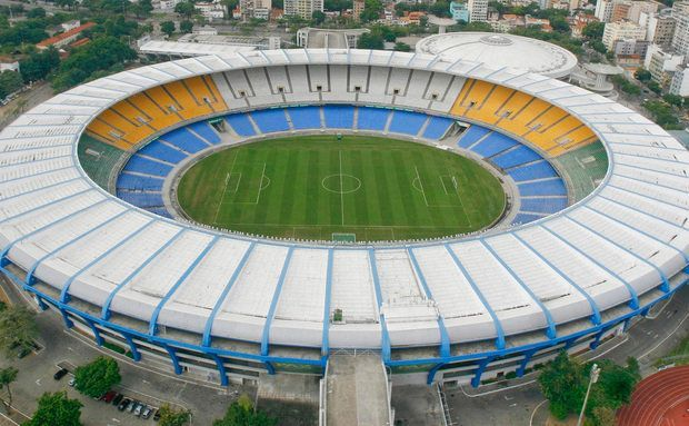 estadio maracana paineis solares