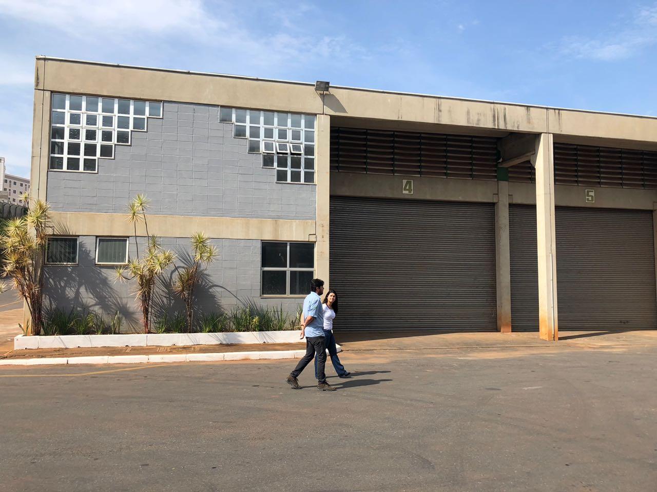 Julho 2018 – Expansão do Centro de Distribuição