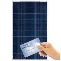 Painel Solar de 260W Policristalino Globo Brasil GBR-260P
