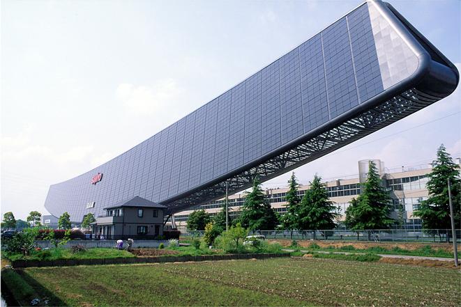Estrutura Solar Ark (Gifu, Japão)