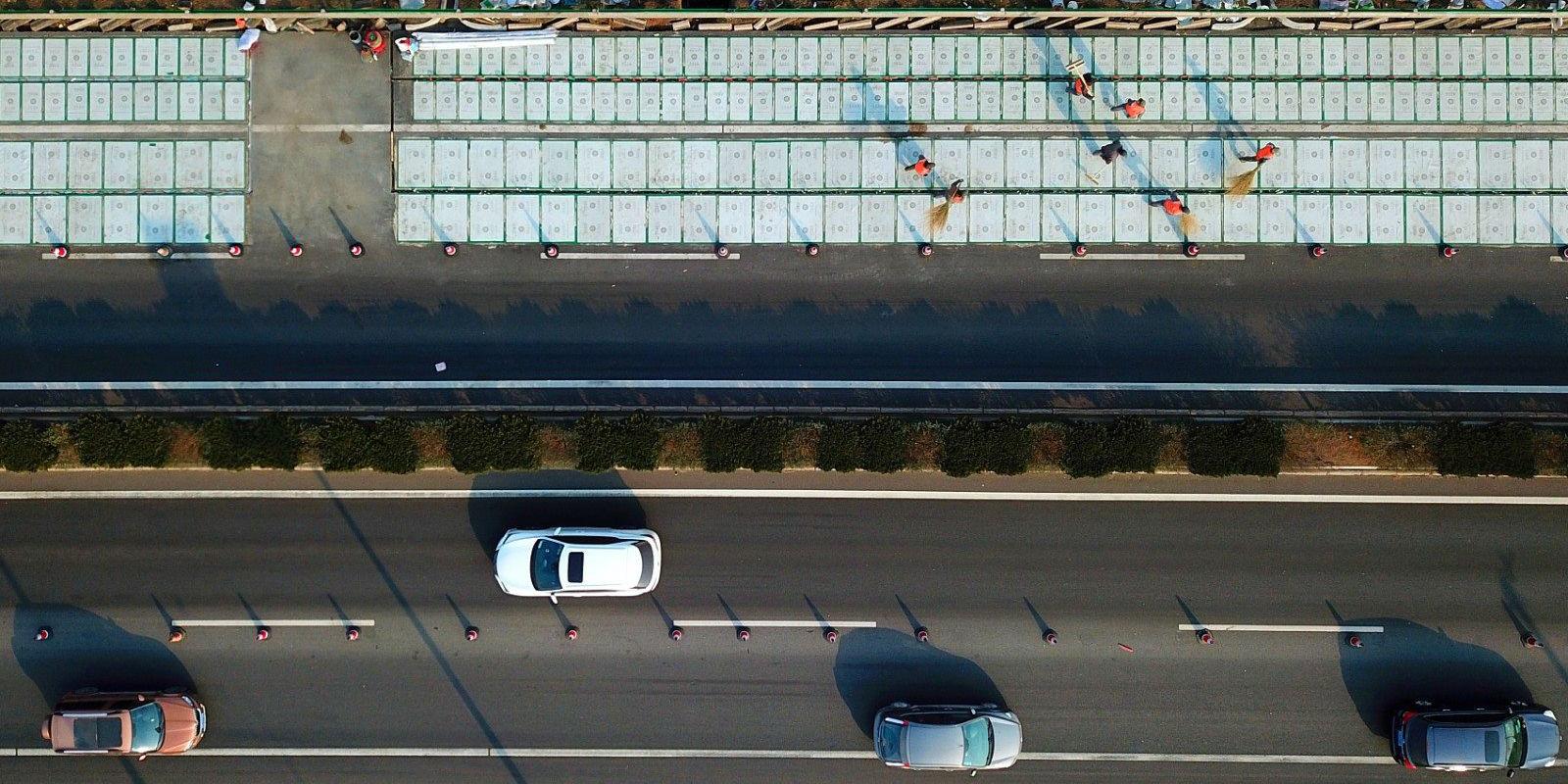 Energia solar em rodovias: uma disputa entre EUA e China
