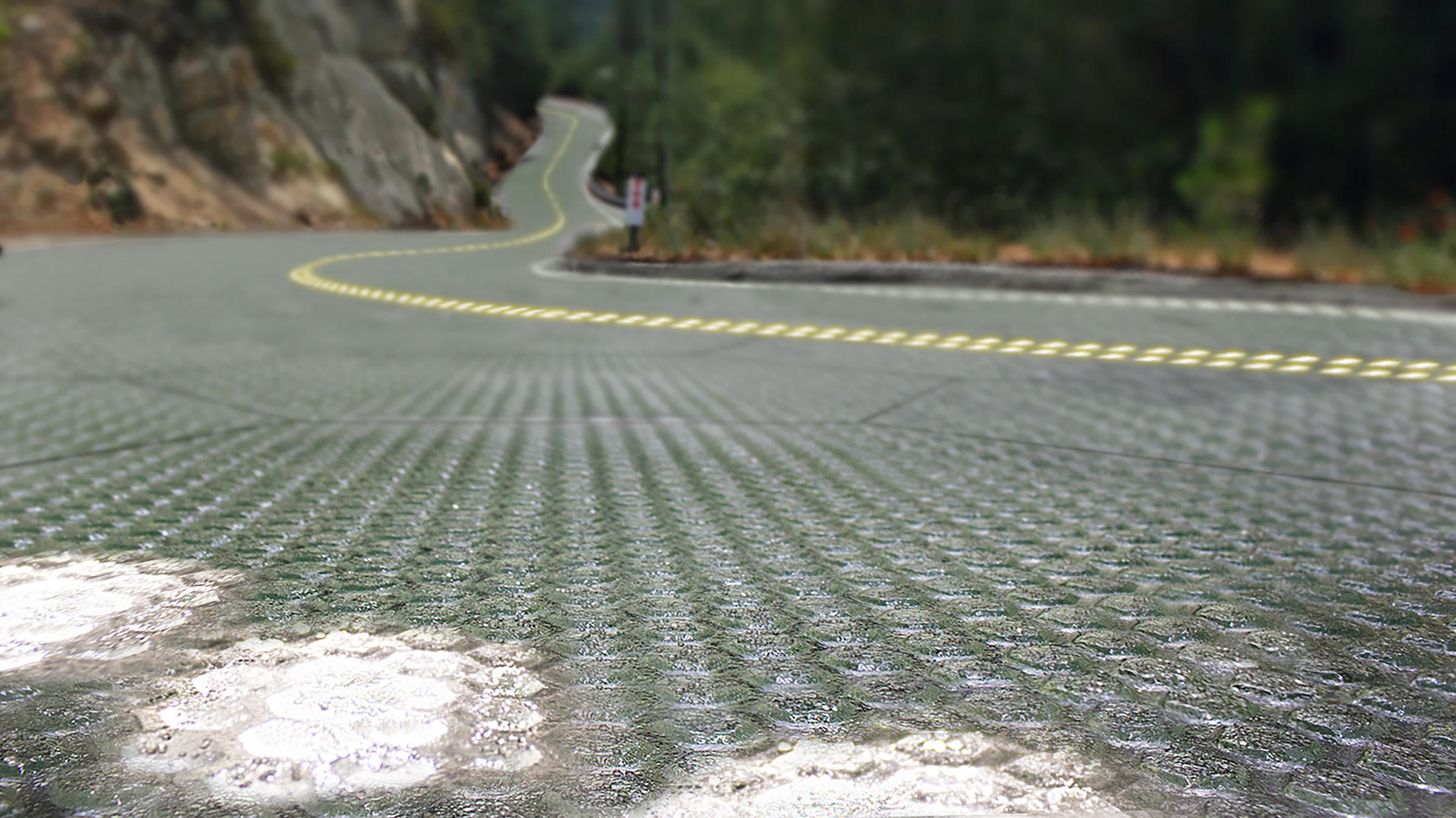 estrada solar