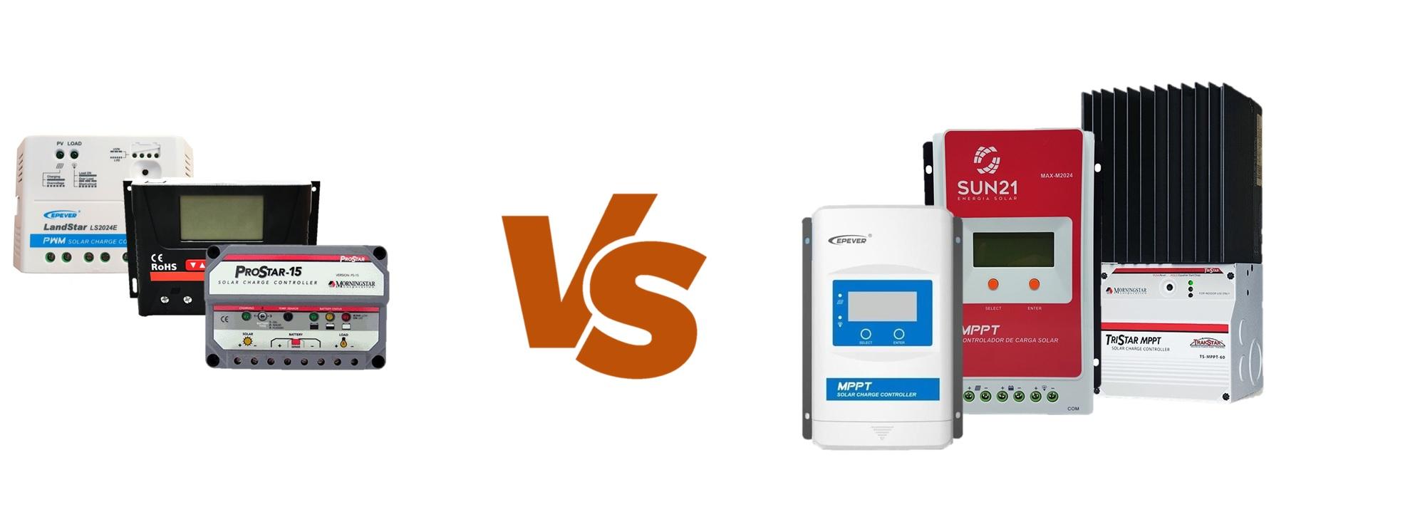 Controladores de carga: Diferenças entre as tecnologias MPPT e PWM