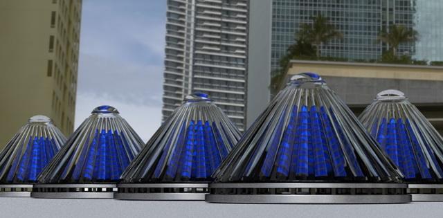 Painéis solares giratórios: Conheça a tecnologia Spin Cell!