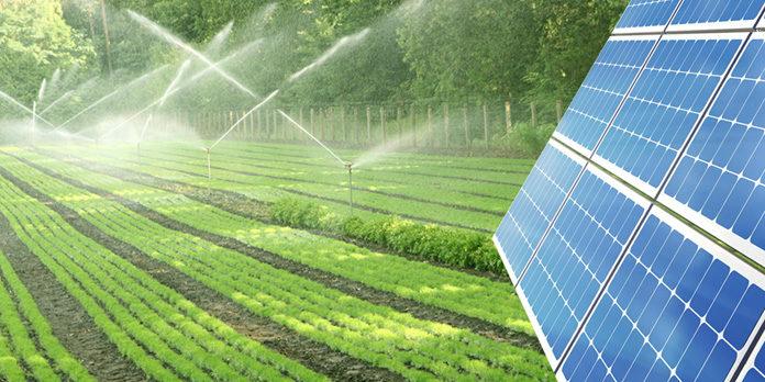 Bombeamento de água utilizando energia solar