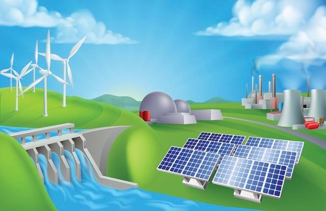 principais fontes na matriz energética