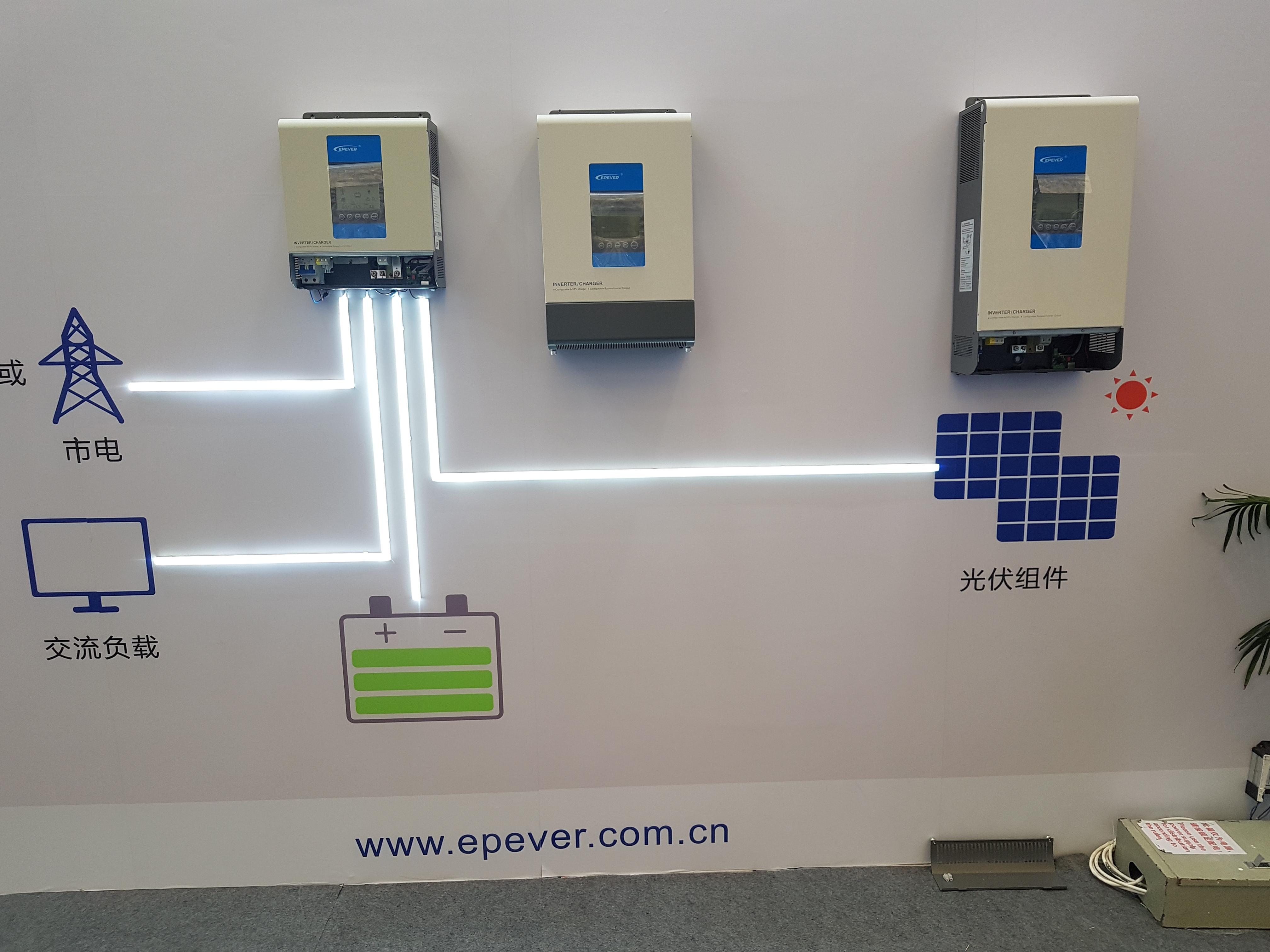 Sistema Off-Grid - SNEC