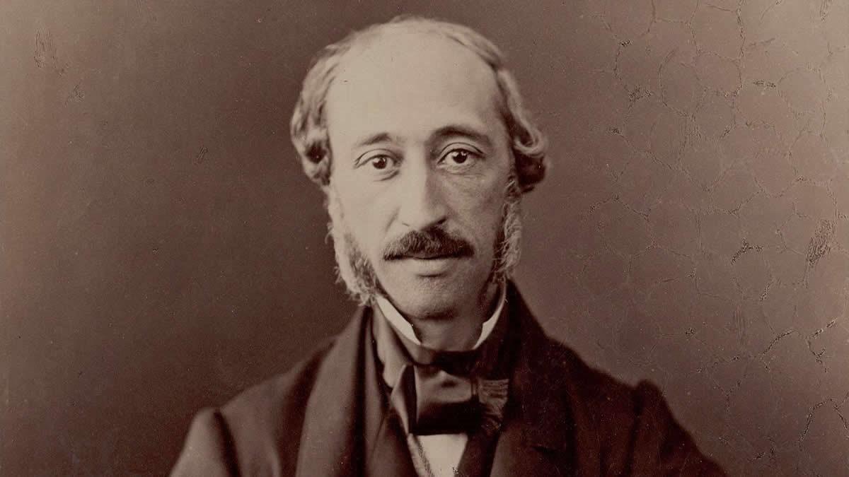 Alexandre Edmond Becquerel, físico francês que estudou o efeito fotoelétrico, pela primeira vez.