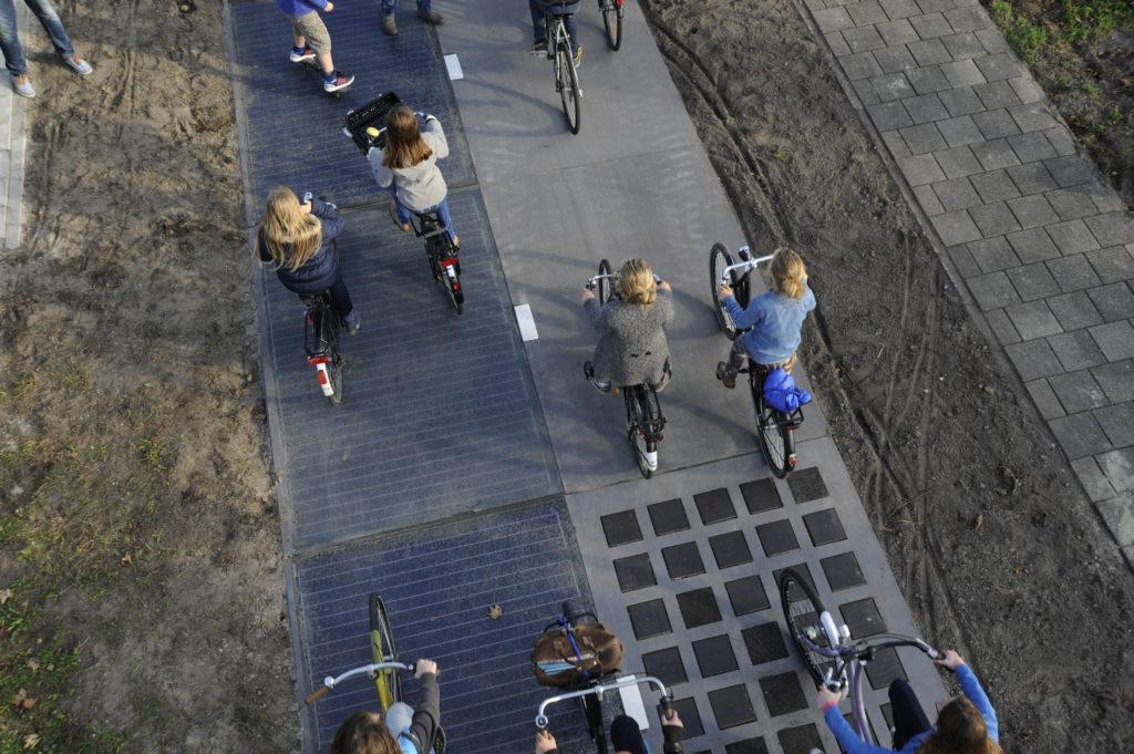 Ciclovia Solar Holanda